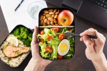 Szybki lunch z jajkiem - jak zrobić?