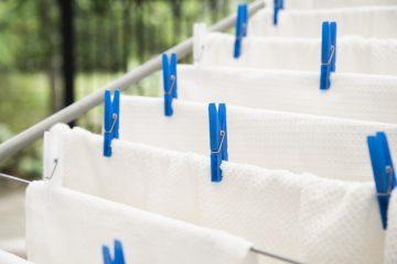6 porad na temat suszenia prania w domu