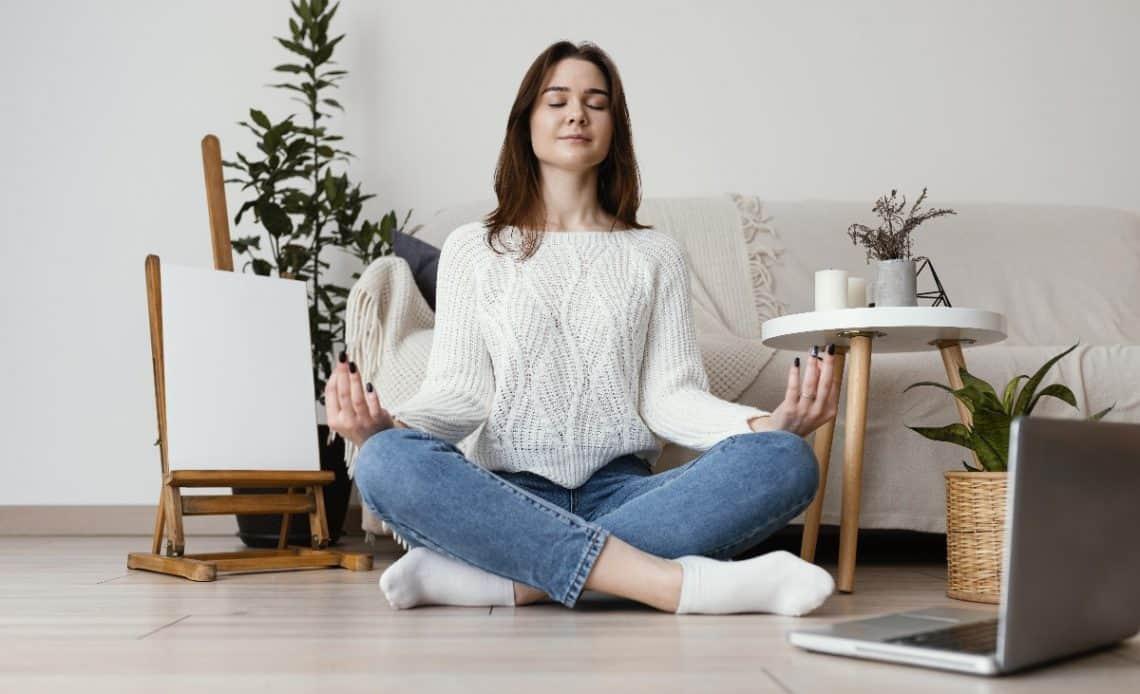 Kurs medytacji online - osiągnij równowagę