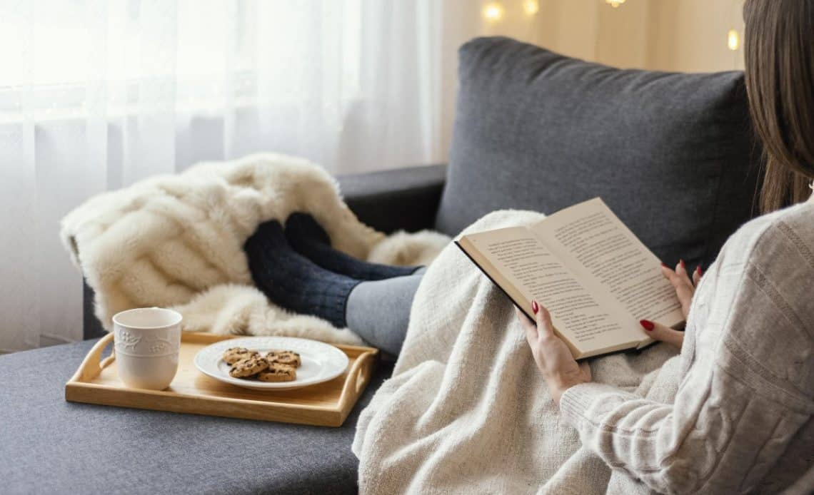 8 tytułów książek na długie zimowe wieczory