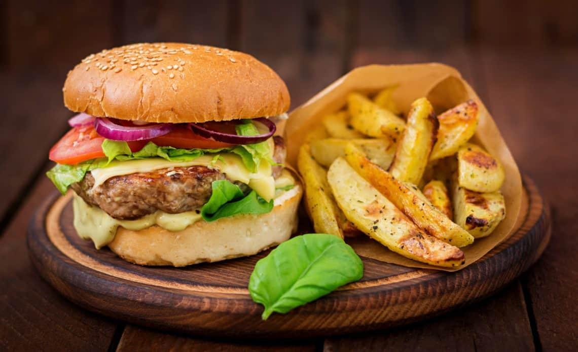 Burger prosto z Ameryki na Twoim stole - przepis