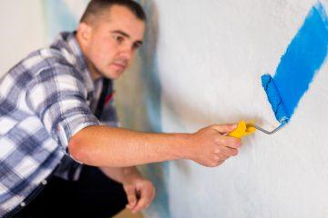 Czy można pomalować tapetę? Jak to zrobić?