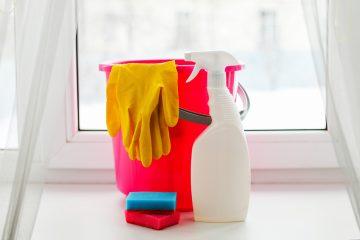 Mycie okien krok po kroku