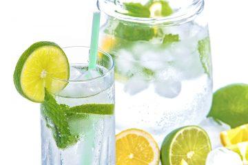 3 przepisy na drinki bezalkoholowe