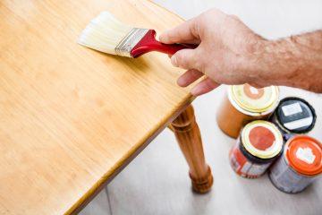 Renowacja mebli drewnianych dla początkujących