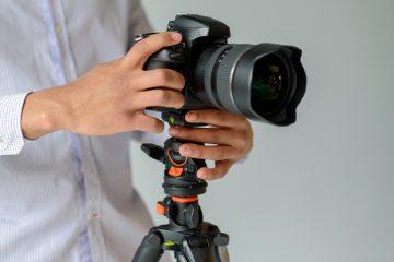 Budujemy studio fotograficzne w domu! Jaki sprzęt jest potrzebny?